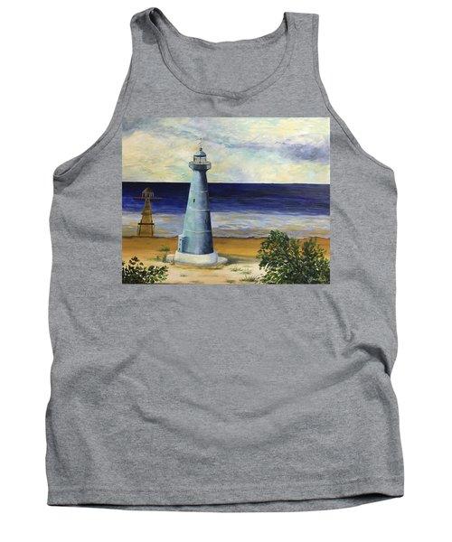 Biloxi Lighthouse Tank Top