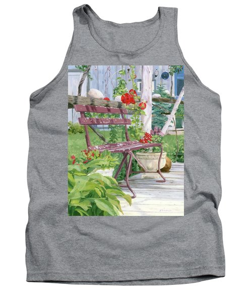 Birch Bark Book Shop Tank Top