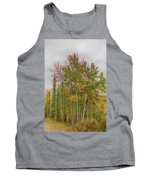 Birch Tree #1 Tank Top