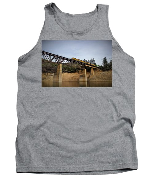 Bird Vs Train Tank Top