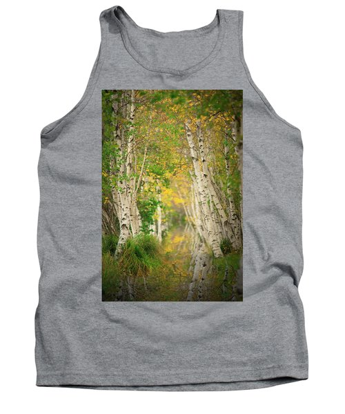 Tank Top featuring the photograph Birtch Row  by Emmanuel Panagiotakis