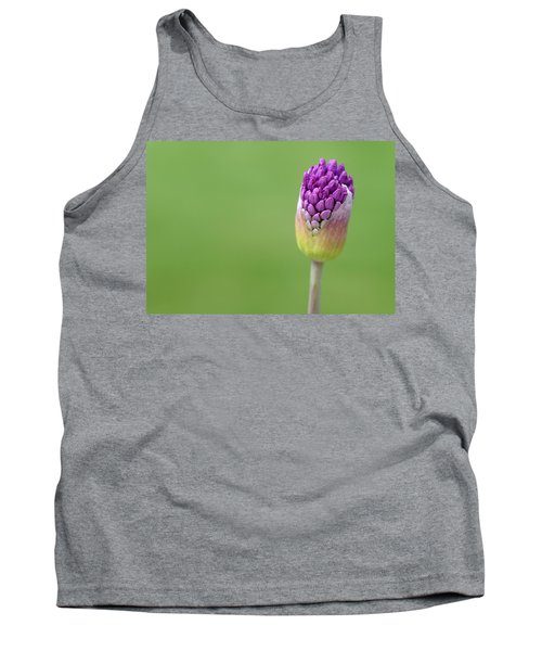 Tank Top featuring the photograph Birthing Springtime by Linda Mishler