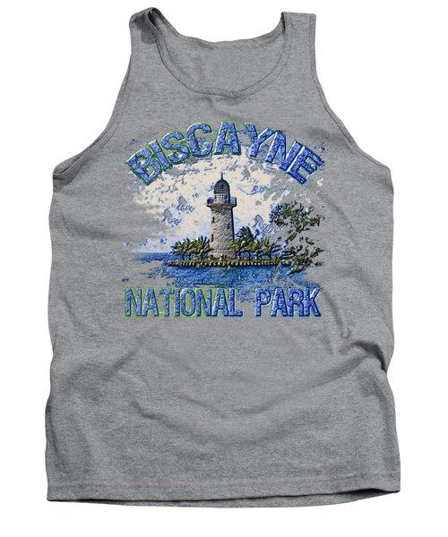 Biscayne National Park Tank Top