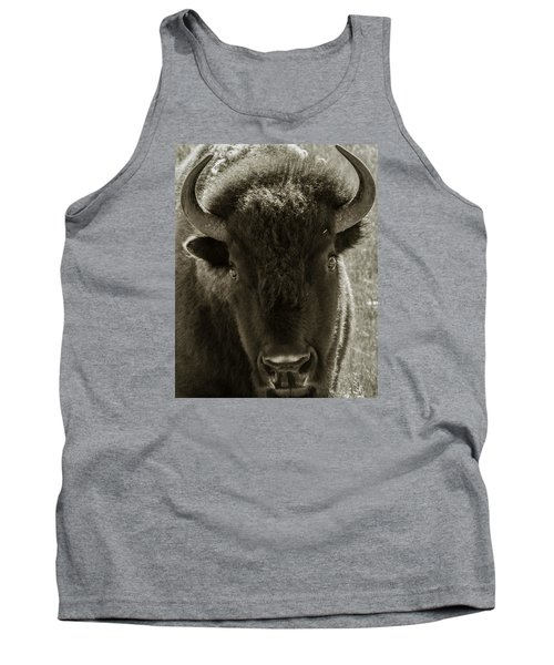 Bison Surprise Tank Top