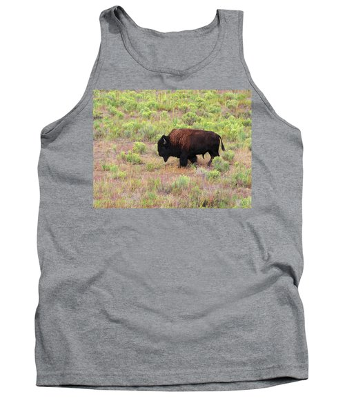 Bison1 Tank Top