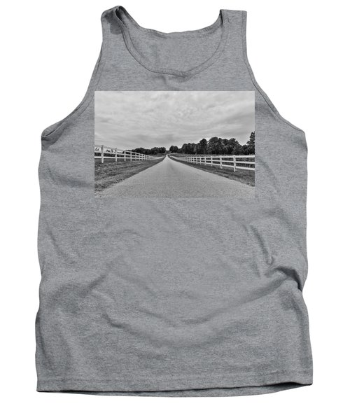 Black And White 134 Tank Top