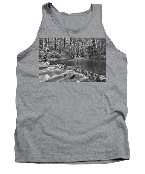 Black And White 36 Tank Top