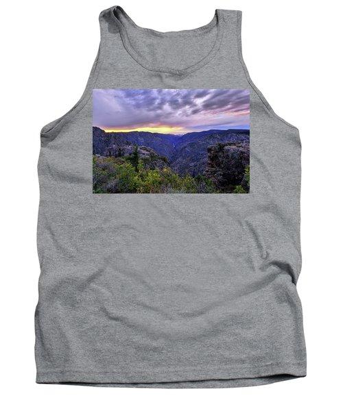 Black Canyon Sunset Tank Top