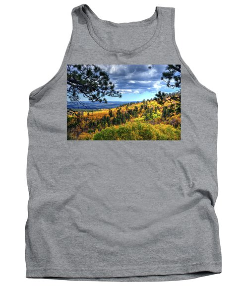 Black Hills Autumn Tank Top