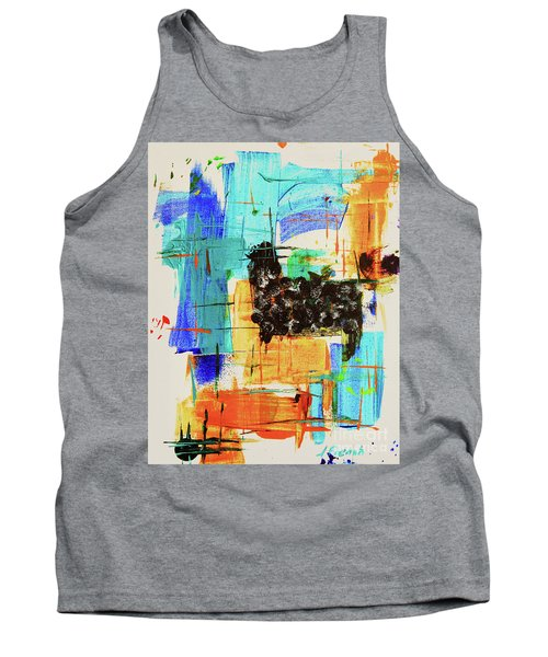 Black Sheep Tank Top by Jeanette French