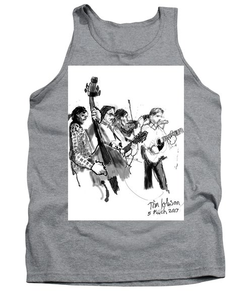 Blacksmith II Tank Top