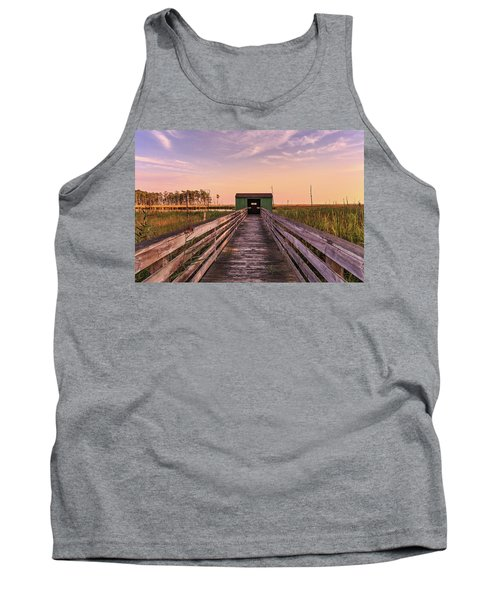 Blackwater Blind Tank Top
