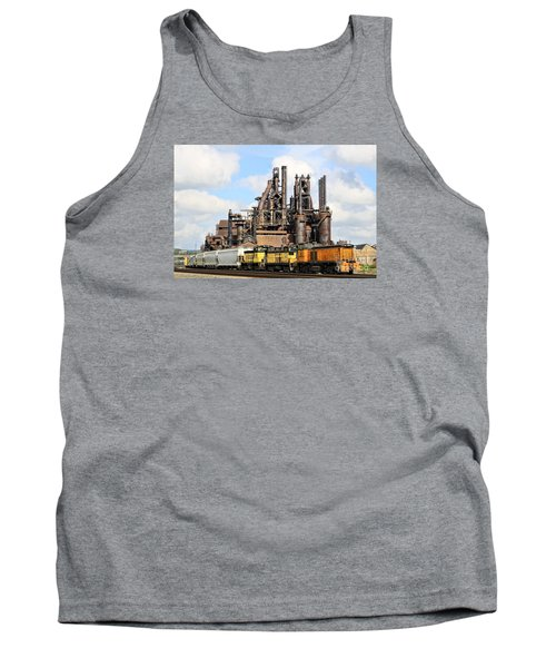 Blast Furnaces Of South Bethlehem Tank Top