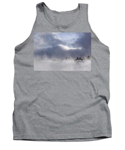 Blizzard In Bryce Canyon Tank Top