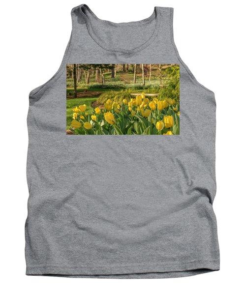 Bloomin Tulips Tank Top