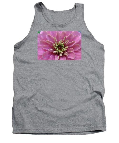 Blooming Flower Tank Top
