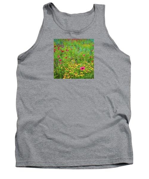 Blooming Wildflowers Tank Top