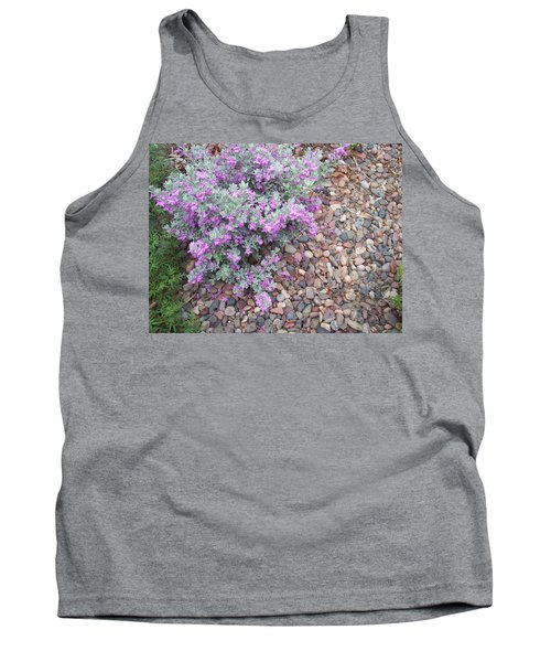 Blooms Tank Top by Mordecai Colodner