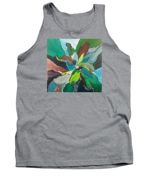 Blossom Tank Top by Becky Chappell