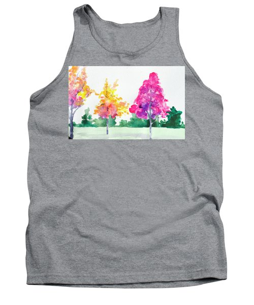 Blossom Trees Tank Top