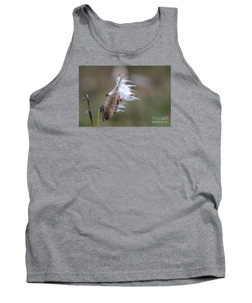 Blowing In The Wind Tank Top by Cindy Manero