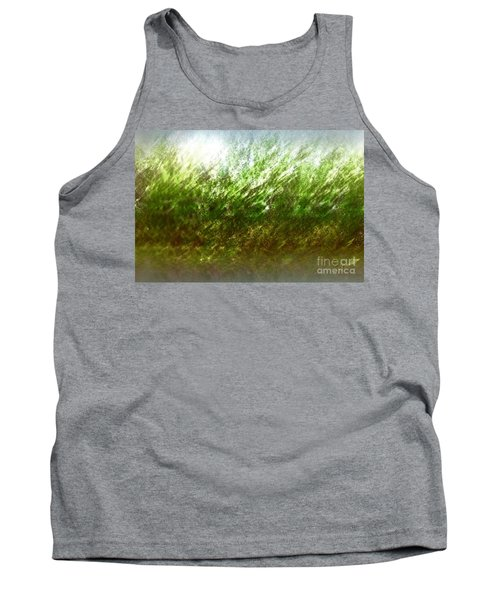 Tank Top featuring the photograph Blowing In The Wind by John Krakora