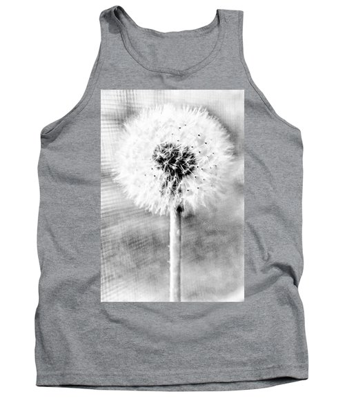 Blowing In The Wind Pencil Effect Tank Top