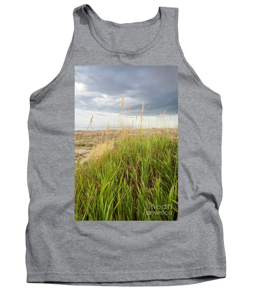 Blown By The Wind Tank Top