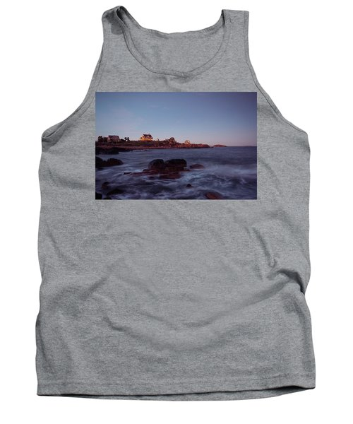 Blue Hour In Gloucester Tank Top