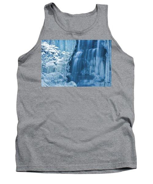 Blue Ice Tank Top