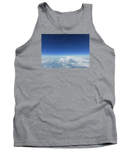 Blue In The Sky Tank Top