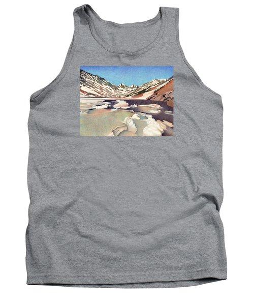 Blue Lakes Colorado Tank Top