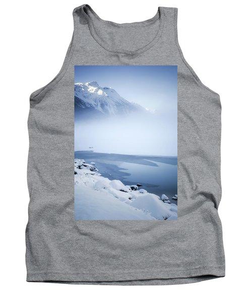 Blue Mountain Fog Tank Top