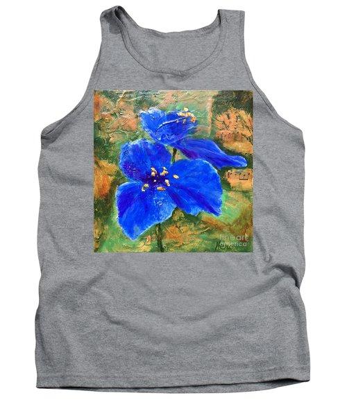 Blue Rhapsody Tank Top
