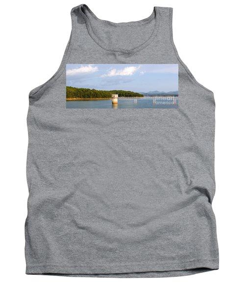 Blue Ridge Dam Tank Top