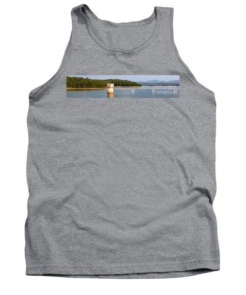 Blue Ridge Dam - Panoramic Tank Top