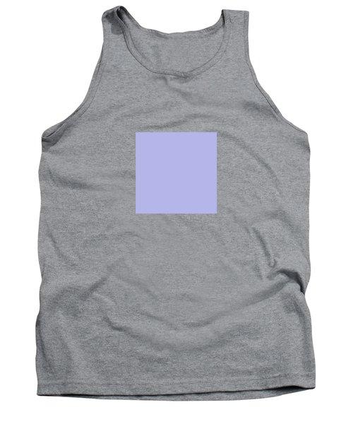 Blue Ultra Soft Lavender Colour Palette Tank Top