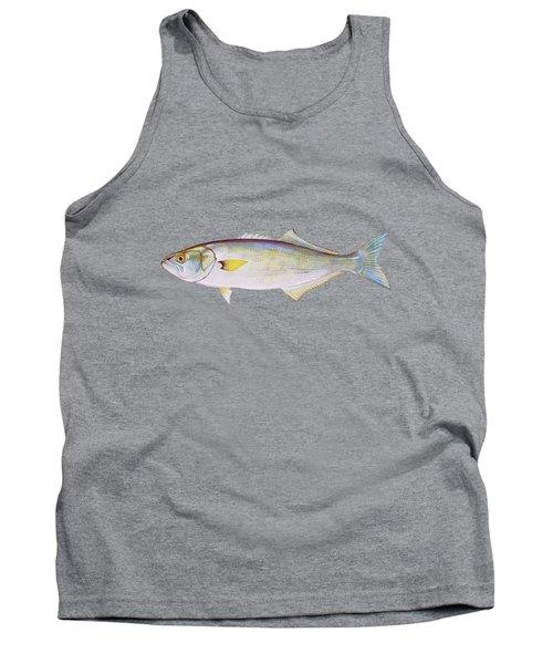 Bluefish Blue Lagoon  Tank Top