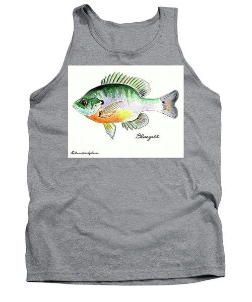 Bluegill Fish Tank Top