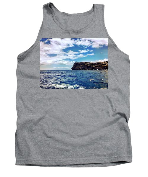 Boat Life Tank Top by Michael Albright