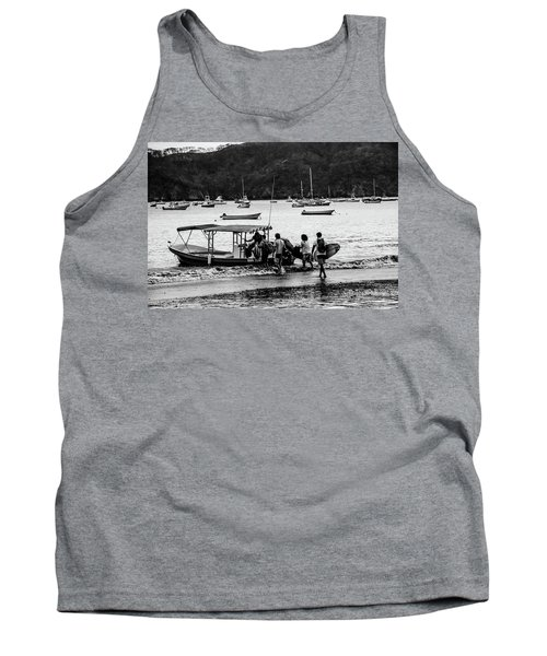 Boats And Boards  Tank Top