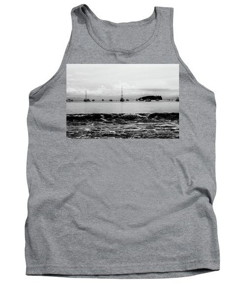 Boats And Waves 2 Tank Top