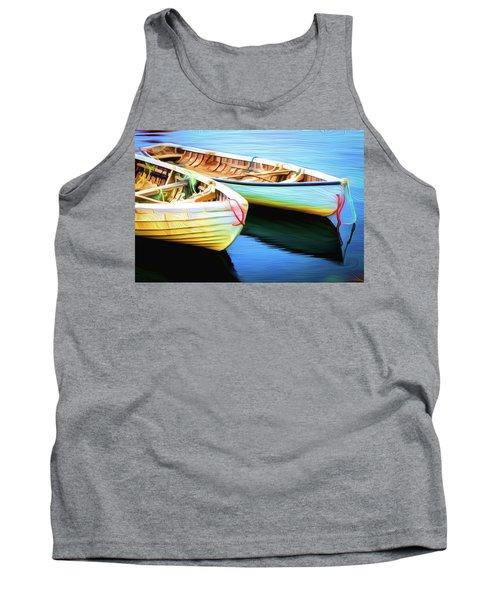 Boats Tank Top