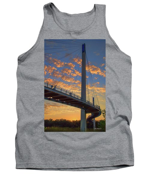 Bob Kerry Bridge At Sunrise Tank Top