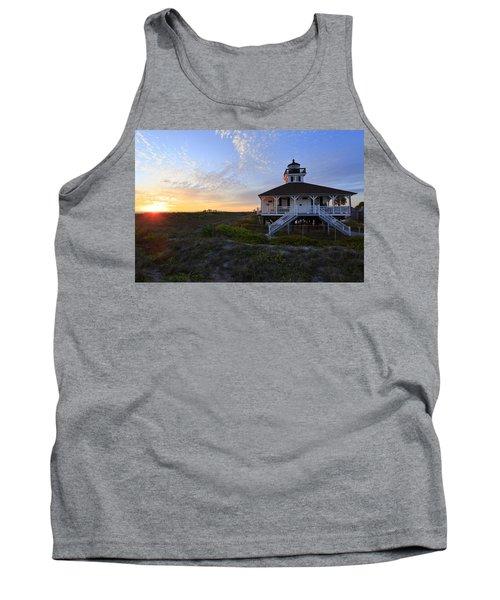 Boca Grande Lighthouse, Gasparilla Island, Florida, U S A Tank Top