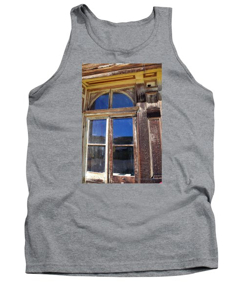 Bodie Woodwork Tank Top