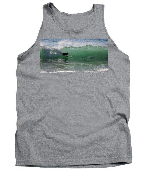 Body Surfer Tank Top by Jim Gillen