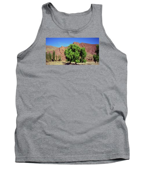 Bolivian Landscape  Tank Top
