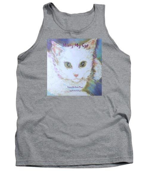 Book Misty My Cat Tank Top
