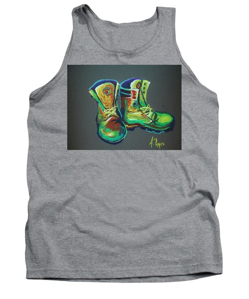 Boots Tank Top